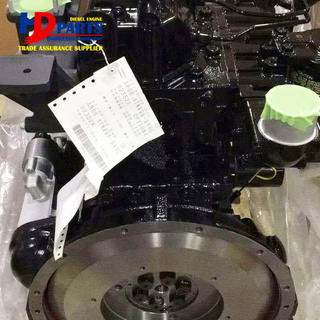 For Yanmar 4TNV98 Diesel Engine Assy 47.4KW 02352A