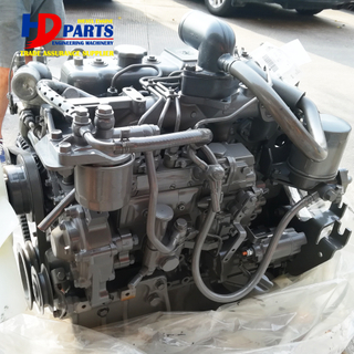 Excavator Engine For Isuzu 4JG1 4JG1T New Engine Assy Assembly 48.5KW