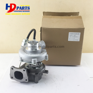 4HE1 Engine Turbo Part No 8-9800-003-1 Turbocharger