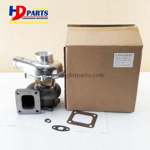 Engine Turbocharger SH200-1 SH200-2 EX200-2 6BD1 114400-2720 For RHC6 Turbo