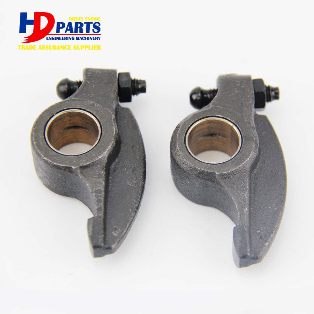 Diesel Engine Spare Parts 6BD1T Valve Rocker Arm 6BD1 Valve Rocker Arm