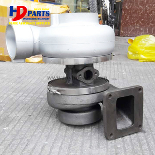 Excavator Diesel Engine KTR130 Turbo D155 6D155 S6D155 Turbocharger 6502-13-2003