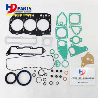 Engine Rebuild Kit 3D82 Full Gasket Kit Set For Diesel Engine