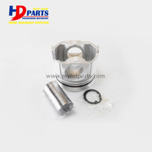 Diesel Engine Part 10PD1 Piston For Isuzu Engine