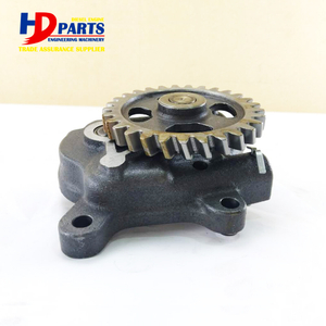 Excavator Diesel Engine Spare Parts 6HK1 Oil Pump Electric Injection For Isuzu Engine