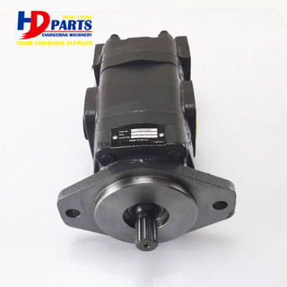 For Volvo Excavator Engine Parts D12D Hydraulic Gear Pump 14537295