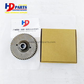 Excavator Diesel Engine Parts 320B S6K S6KT Fuel Pump Gear