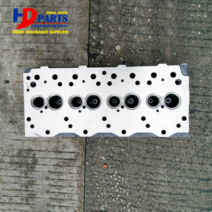 4D95 4D95S Cylinder Head Assy Without Turbo For Diesel Engine Parts