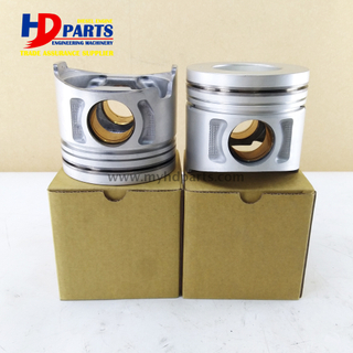 J08CT J08C For Hino Engine Piston OEM S130A-E0080 Diameter 114mm