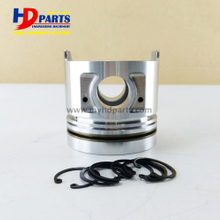 Diesel Engine Parts S4Q2 88mm Alfin Piston 32C17-05100 For Diesel Engine