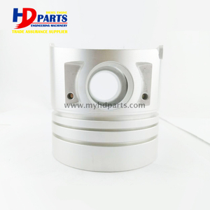 FE6 Piston Fit For Nissan Diesel Engine With Tin Coating OEM 12011-Z5801