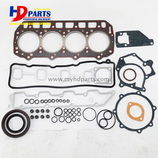 For YANMAR Engine Parts Gasket Kit Set 4TNE94 Full Gasket Kit