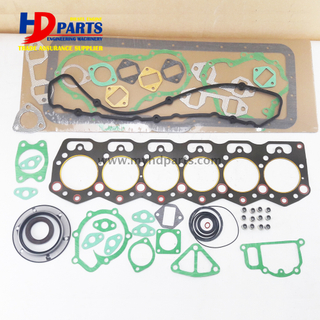 Diesel Engine Spare Parts Gasket Kit 6DR5 Complete Gasket Kit Set