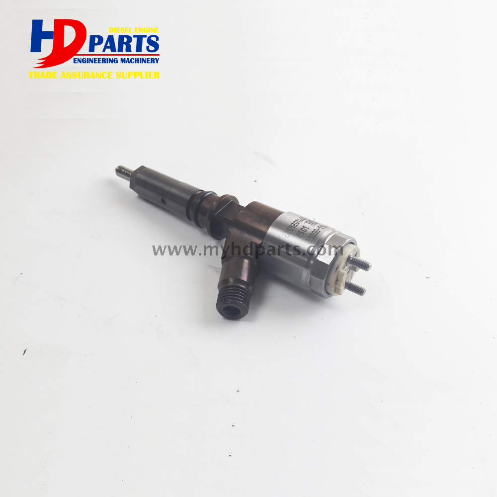 Excavator Spare Parts 326-4700 Diesel Engine C6.4 Common Rail Injector Fuel Injector for E320D
