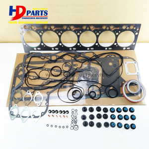 6D114 Engine Parts 6CT Electric Injection Head Gasket Complete Gasket Kit Set