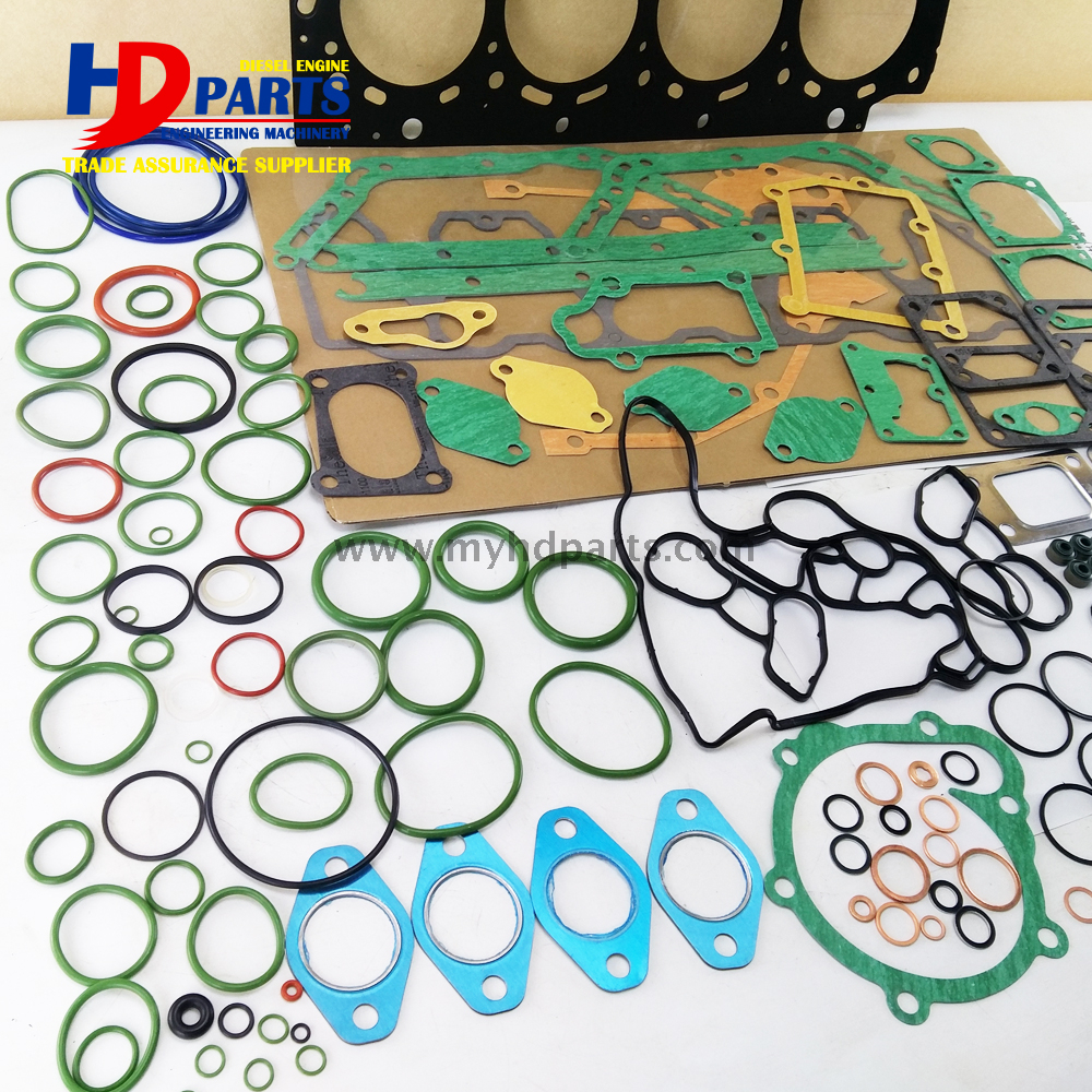 D4D Overhaul Full Gasket Kit For Volvo EC140 Excavator
