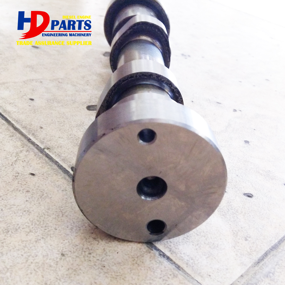 Diesel Engine Parts C9 Camshaft Forged Steel Camshaft Without Gear