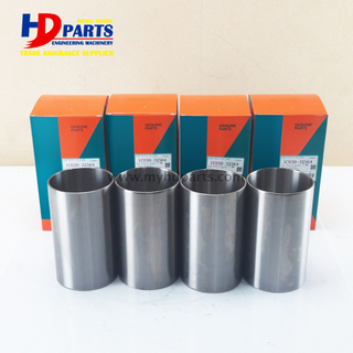V2203 Engine Cylinder Liner For Kubota Excavator Diesel Engine Parts