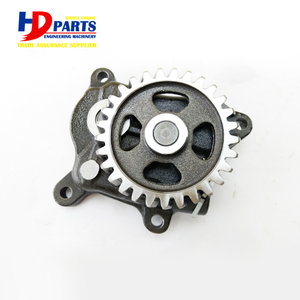 Genuine Diesel Engine Spare Parts 4HK1 6HK1 Oil Pump For ISUZU Engine