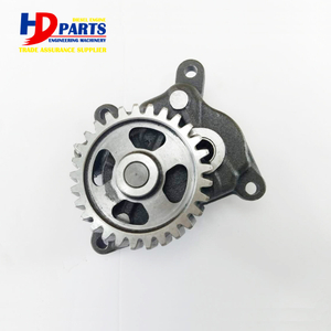Engine Spare Parts 6HK1 Engine Oil Pump Direct Injection