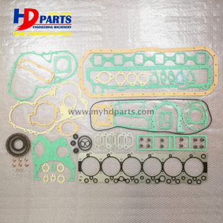 For ISUZU Diesel Engine Parts Overhaul Gasket Kit 6BD1 6BD1T Gasket Set