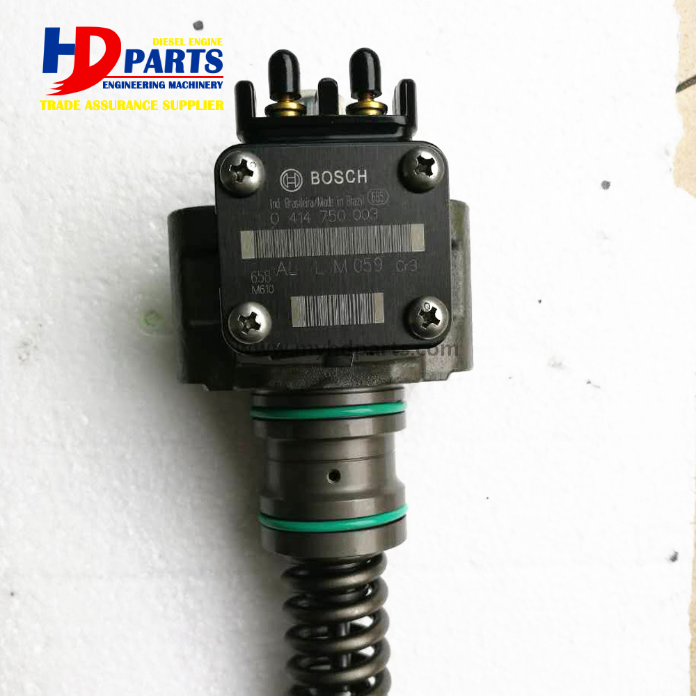 D6D D7D Engine Unit Pump For Volvo EC210 EC290 Excavator