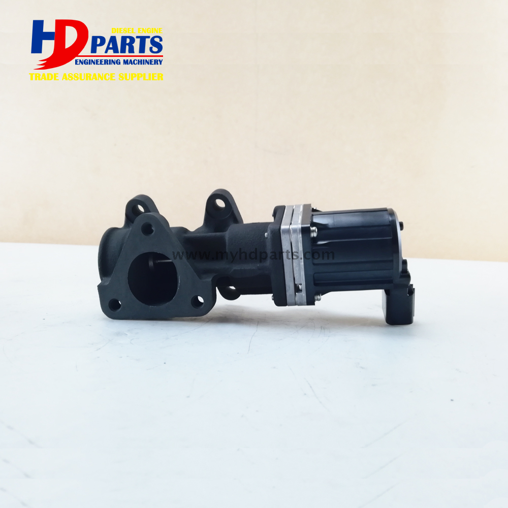 Diesel Engine Parts 6HK1 EGR Pipe For Excavator Forklift Isuzu Engine