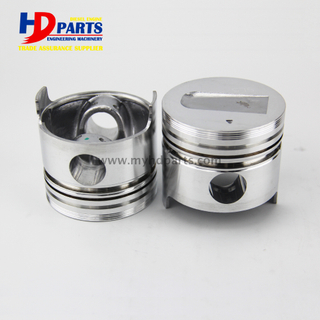 Forklift Engine Parts For Mitsubishi S4L S4L2 Piston With Pin 31A17-08400