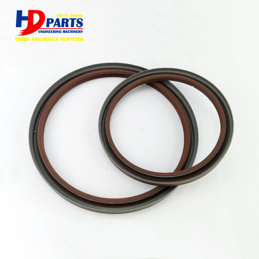 Diesel Engine Part EC360 D12D Volvo360 Crankshaft Oil Seal With Front Seal And Rear Seal