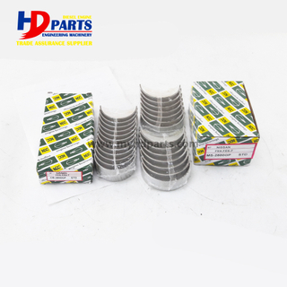 For Nissan Diesel Engine Parts FE6 Main And Con Rod Bearing Standard Size