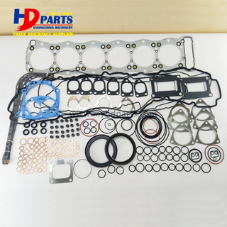 6UZ1 Cylinder Head Full Gasket Kit For Isuzu Engine Head Gasket Part