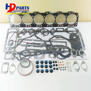 Excavator Engine Parts Head Gasket 6CT Complete Gasket Kit Set