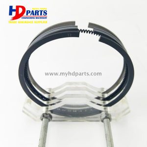 Diesel Engine Parts For Isuzu 4LE1 Piston Ring OEM No 8-97141-208-0