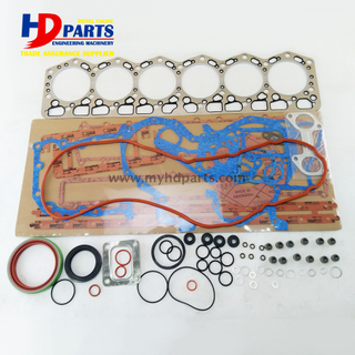 6D110 Diesel Engine Cylinder Head Gasket PC300-6 Complete Gasket Kit
