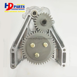 Diesel Engine Spare parts D12D Oil Pump OEM 20709848