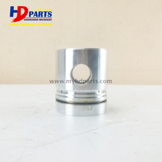 Diesel Engine Piston 4D105-1 4D105 Engine Piston Kit