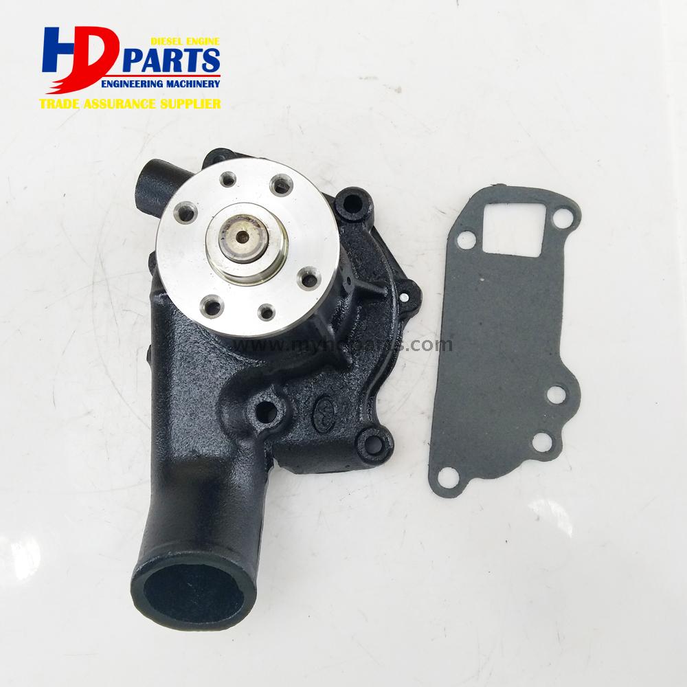 Buy 6BD1 Engine Water Pump 4 holes For ISUZU Engine Parts