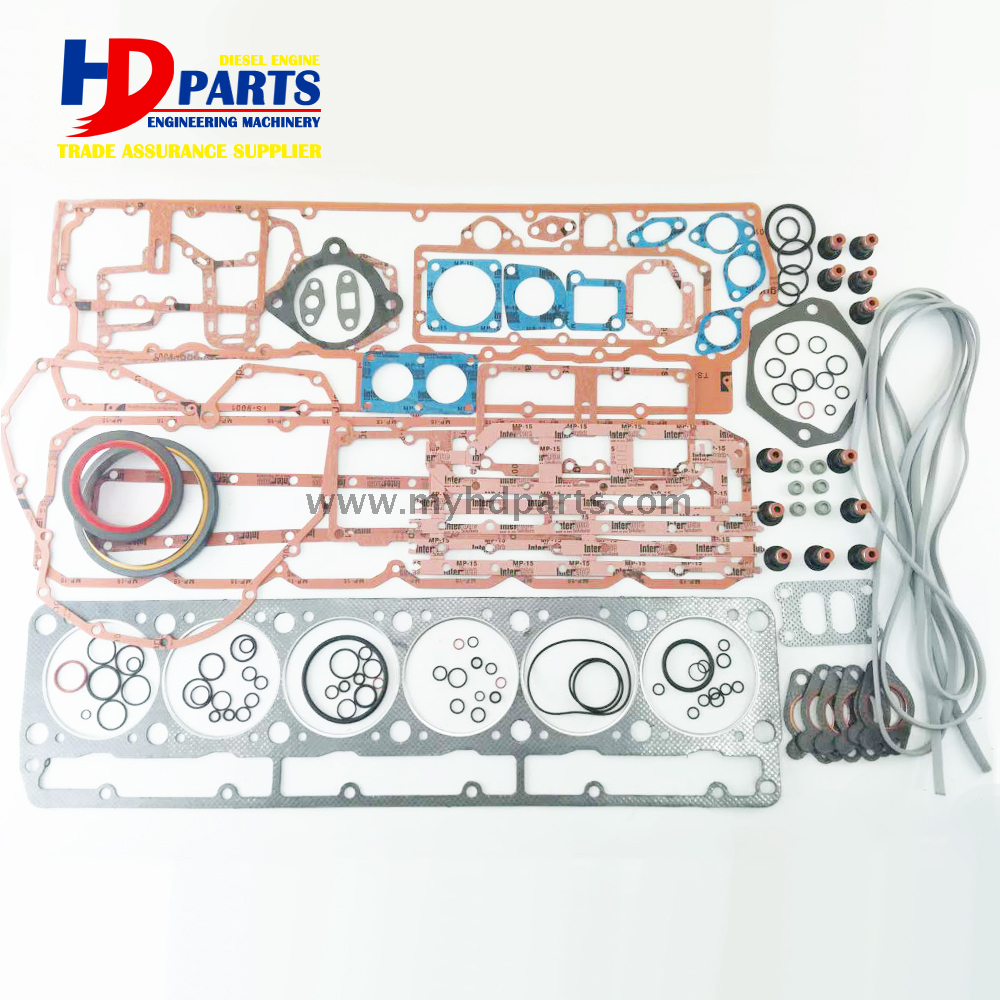 Buy 3126 Engine Gasket And Full Cylinder Head Kit From China Caterpillar Fuel Filter Truck