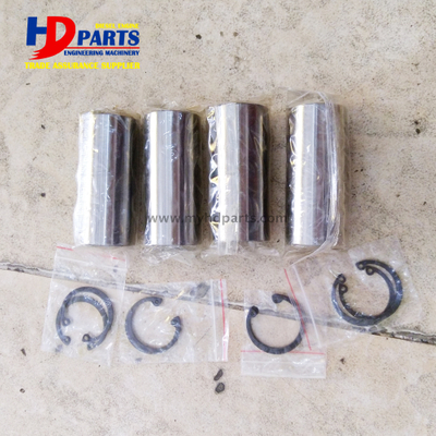 Isuzu Engine Parts 4JG2 4JG1 Piston Pin Kits 34*78