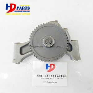 Diesel Engine Parts EK100 Engine Oil Pump 44T For HINO Diesel Engine