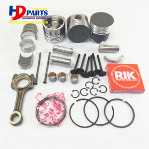 D902 Spare Parts For Kubota Tractor Harvester Engine