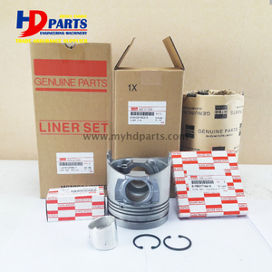 IZUMI 4HK1 6HK1 Piston Liner Kit 5-12111-901-1 For Isuzu Engine Parts