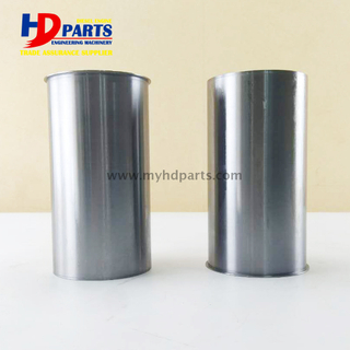 6BG1 For Isuzu 1-11261-248-0 Excavator Diesel Engine Parts Cylinder Liner Sleeve