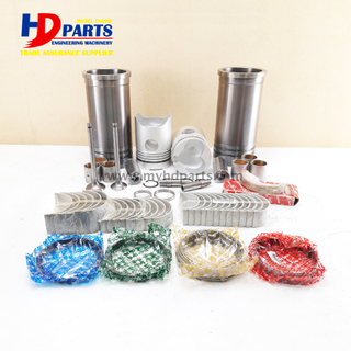 Engine Spare Parts Liner Kit 6DB10 Engine Kit For Mitsubishi Diesel Engine