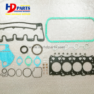 4LE1 Engine Parts Overhaul Gasket Kit