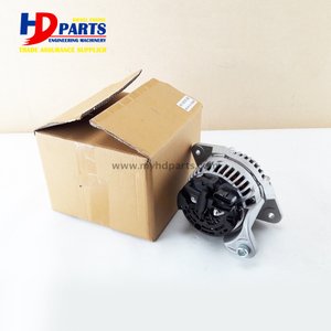 Diesel Engine Volvo EC210 EC240B EC290 Truck Parts Alternator 28V 80A