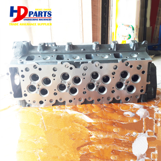 Diesel Engine Part 4HK1 Cylinder Head 8-98008-363-3 8-97095-664-7 8-97146-520-2