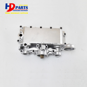 Engine Spare Parts D7D EC290 Oil Cooler Cover Radiator Cover