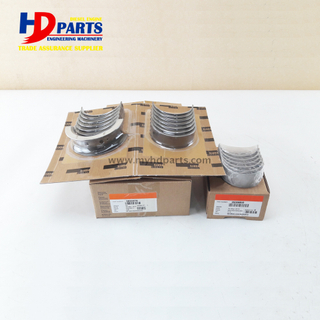 6BT Engine Bearing 6D102 Main And Con Rod Bearing