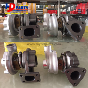 4D31 Engine Turbo 4D31T Diesel Turbocharger Parts Turbo 49189-00500 49189-00800